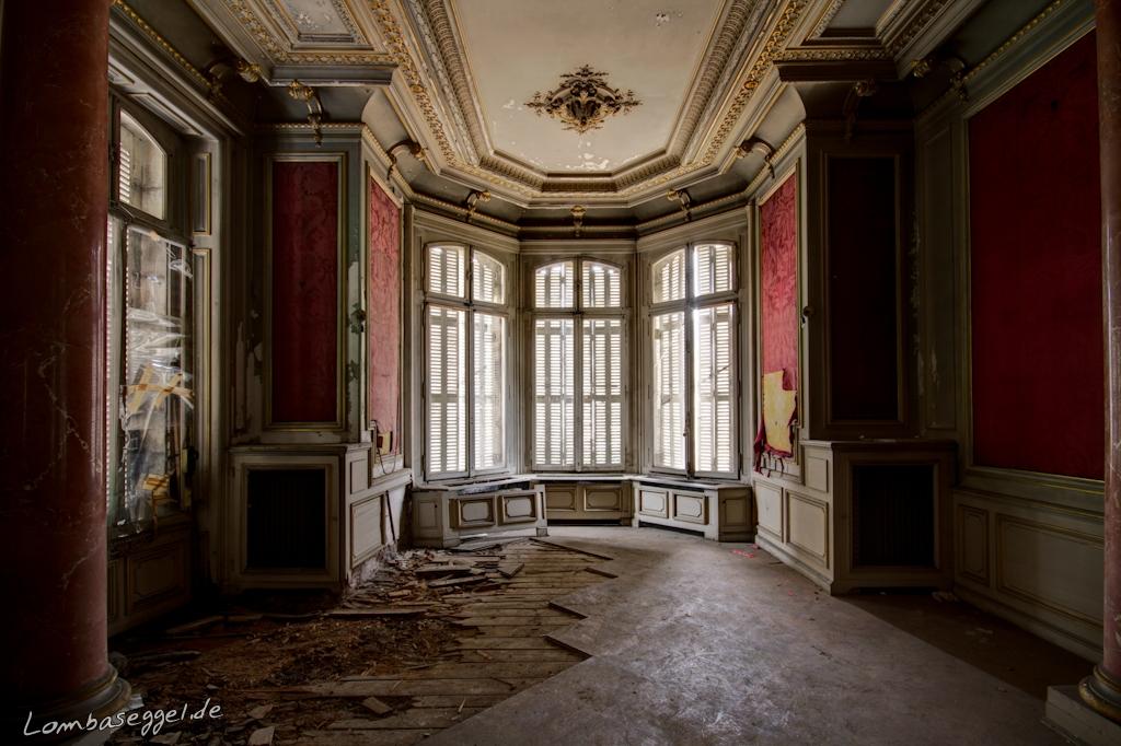 villa in frankreich fotografie. Black Bedroom Furniture Sets. Home Design Ideas